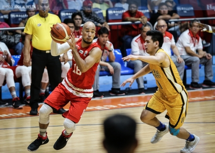 San Beda seizes playoff berth for 12th straight season