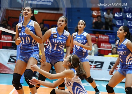 Lady Eagles torch Lady Stags in straight sets