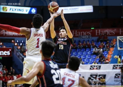 Quinto leads Letran to much-needed victory vs EAC
