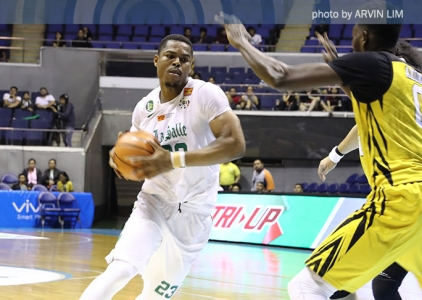 #MAYHEM makes its return as DLSU vents ire on winless UST