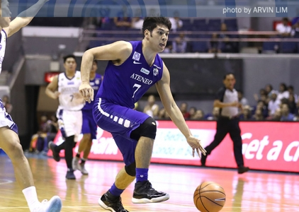 Ateneo stays spotless ahead of rivalry game with DLSU