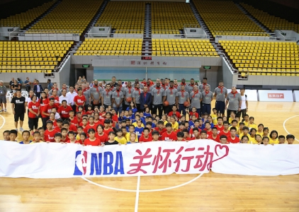 2017 NBA China Games - October 4