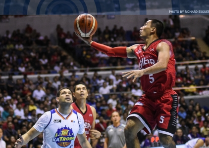 Gin Kings survive fighting KaTropa to take series lead