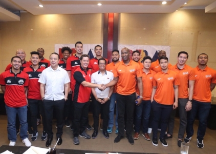 Meralco vs Ginebra: PBA Governor's Cup Finals Presscon