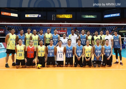 Paglinawan powers Yellow Team past Blue Team in PVL All-Star