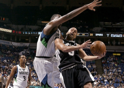 THROWBACK: Tony Parker drops 55 points on the T-Wolves