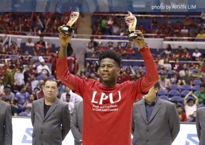 NCAA Season 93 Men's Basketball Awarding Ceremony