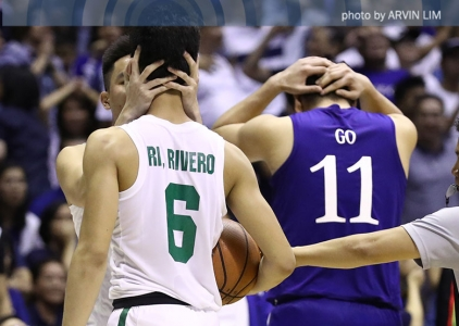 DLSU comes from behind to end Ateneo's unbeaten run | PT. 3