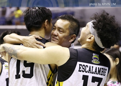 UST does not go winless, does all that's needed to down UE