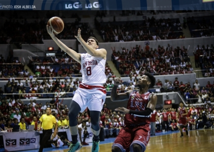 Bolick, San Beda sweep LPU for back-to-back championships