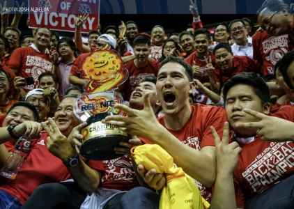 Bolick, San Beda sweep LPU for back-to-back championships |