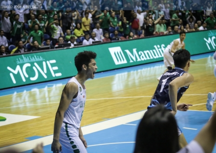 DLSU powers through Adamson anew all the way to Finals