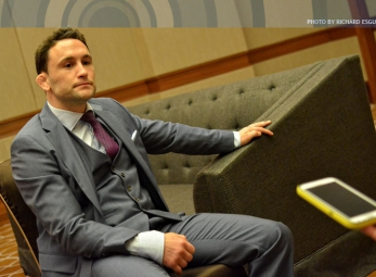 UFC Live Chat: Frankie Edgar