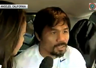 Pacman, may secret weapon para sa nalalapit na laban!