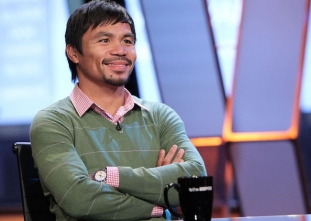 PANOORIN: Weight loss challenge ni Manny Pacquiao