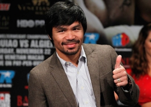 Pacquiao undergoes random drug test anew