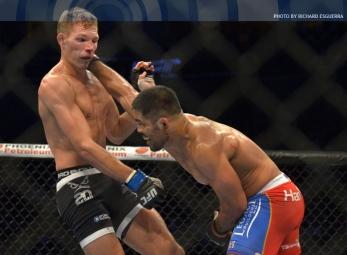 Mga Pinoy, nagpakitang-gilas sa UFC Manila!