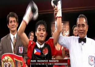 Pinoy Pride 31: MARK