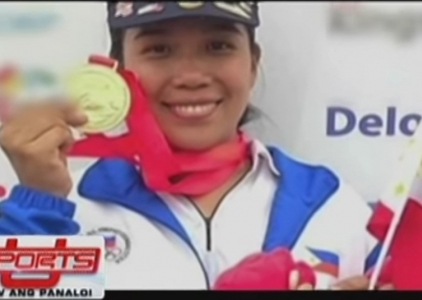 Sports U: PH Navy's Elvie Baldivino's unexpected triumph
