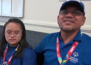 Pinoys go for gold in LA Special Olympics