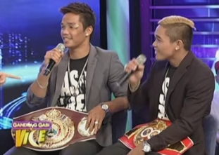 GGV: Vice meets Pagara Brothers