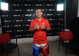 Mercito Gesta aims to get back to title contention on Oct 3