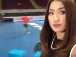 UAAP Cheerdance Competition 2015: BTS Fun with CSRs
