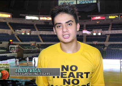 UPFRONT: MVP with Louie Vigil
