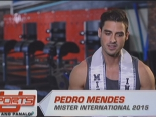 Sports U: Mister International's workout