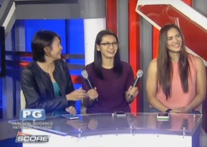 The Score: How's Aby, Denden & Michele after UAAP?