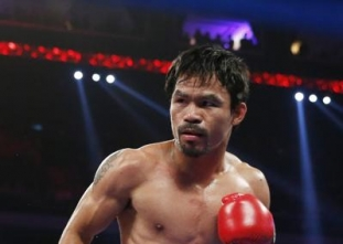 Pacquiao offers advice to Miss Universe Pia Wurtzbach