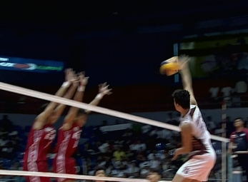 NCAA 91 Men's Volleyball: EAC vs UPHSD Game Highlights