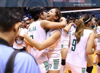 The Score: CSB won NCAA 91 Women's Volleyball championship