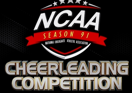 NCAA 91 Cheerleading Competition Full
