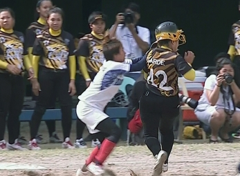 UAAP 78 Softball Finals: AdU vs UST Game Highlights