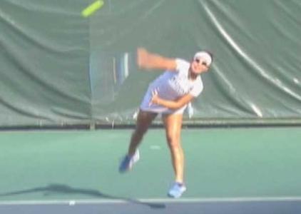 UAAP 78: Women's Tennis Finals - NU vs UST