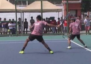 UAAP 78: Men's Tennis Finals - NU vs UP